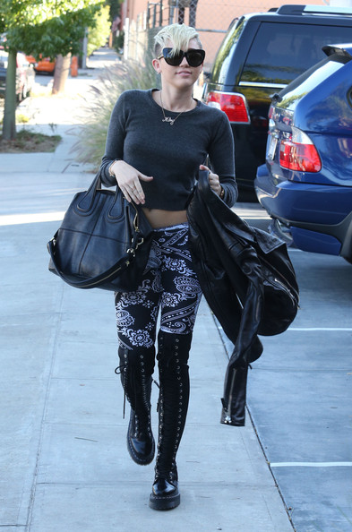 Miley Cyrus Leggings