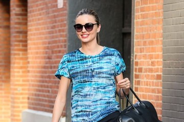 Miranda Kerr Unleashes Her Inner Hippie