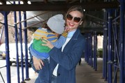Flynn Bloom and Miranda Kerr Photo