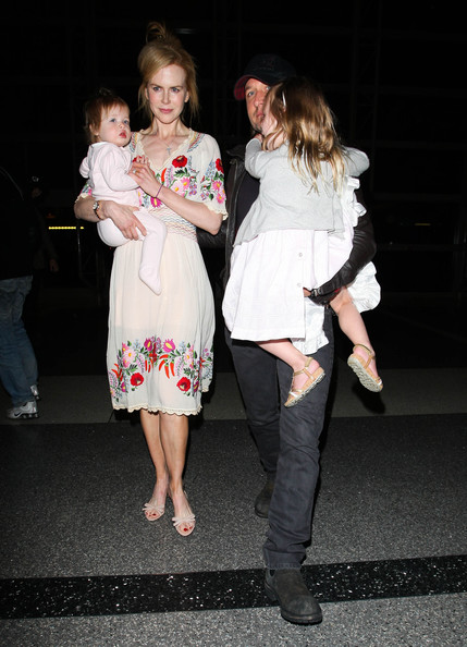 More Pics of Nicole Kidman Slip-Ons (1 of 23) - Nicole Kidman Lookbook - StyleBistro
