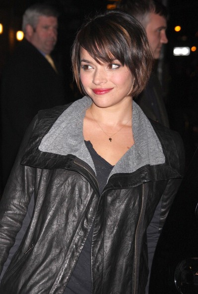 Norah Jones Hair