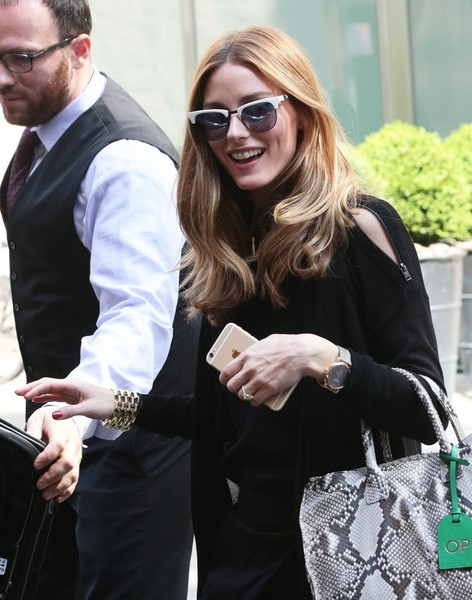 Olivia Palermo Cateye More Pics Of Sunglasses2 13 zMSqUVp