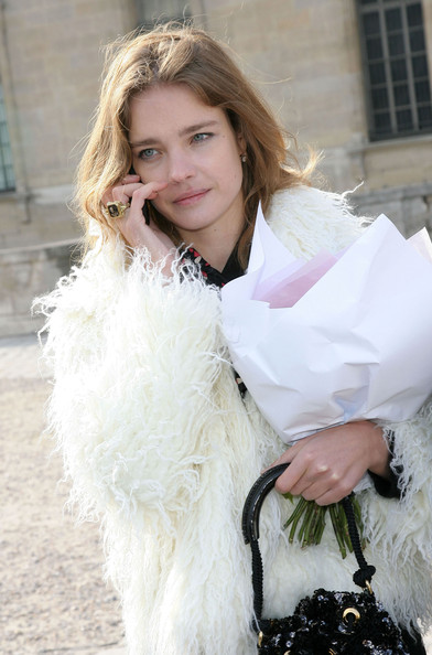 More Pics of Natalia Vodianova Sequined Purse (5 of 7) - Evening Bags Lookbook - StyleBistro