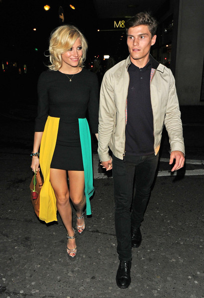 Pixie Lott Cocktail Dress