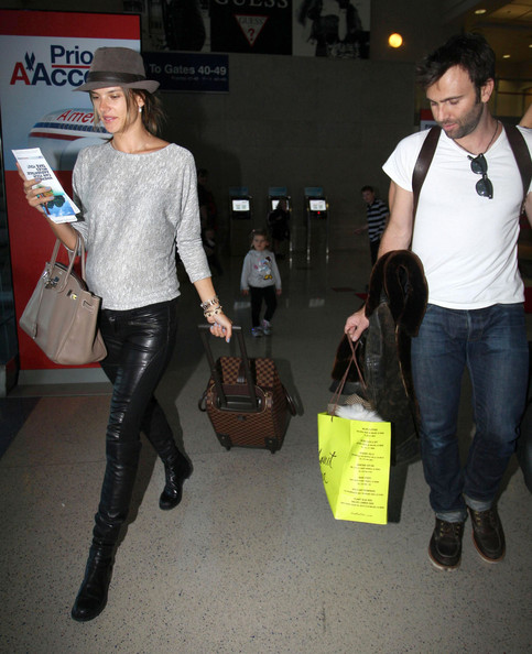 More Pics of Alessandra Ambrosio Fedora (1 of 26) - Alessandra Ambrosio Lookbook - StyleBistro