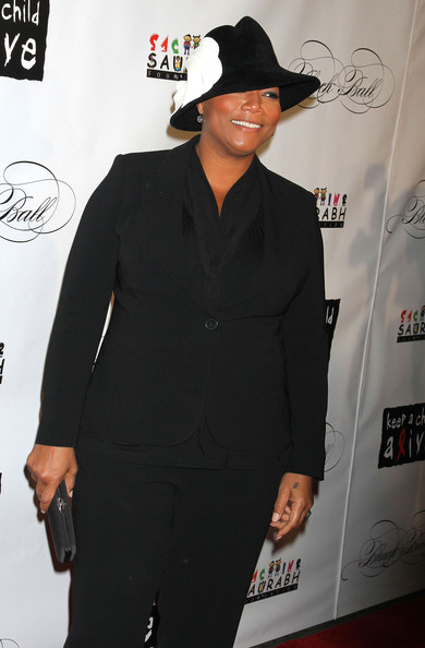 Queen Latifah Clothes
