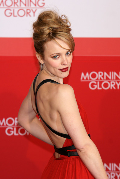 Rachel McAdams French Twist