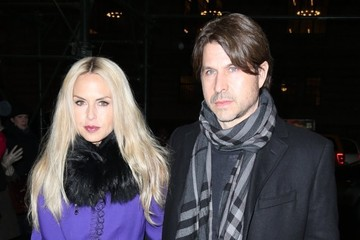 Rachel Zoe Rodger Berman Rachel Zoe and Rodger Berman Out in NYC