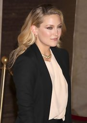 Kate Hudson showed off her long curls while hitting The Rainforest Fund's 21st Birthday Celebration.