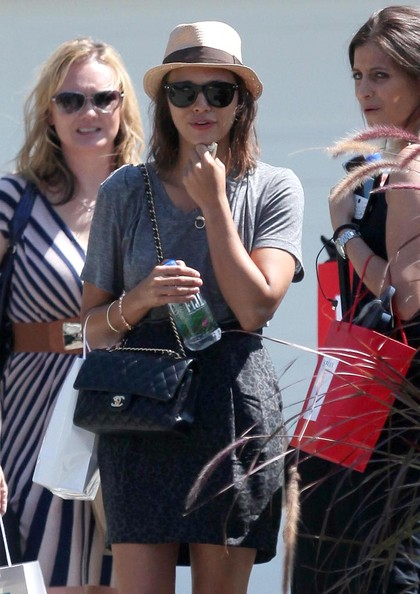 Rashida Jones Handbags