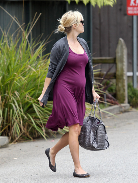 More Pics of Reese Witherspoon Loose Bun (1 of 16) - Updos Lookbook - StyleBistro