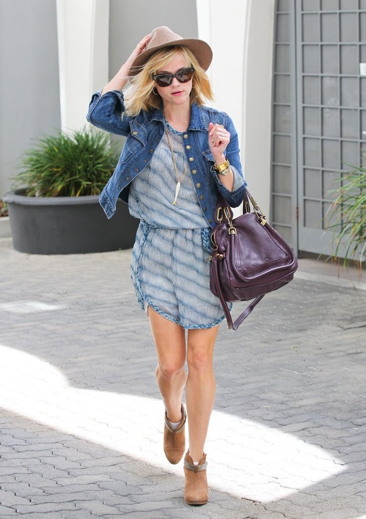 Reese Witherspoon Ankle Boots Reese Witherspoon Looks