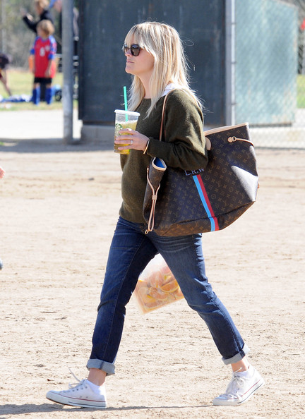 Reese Witherspoon Canvas Shoes