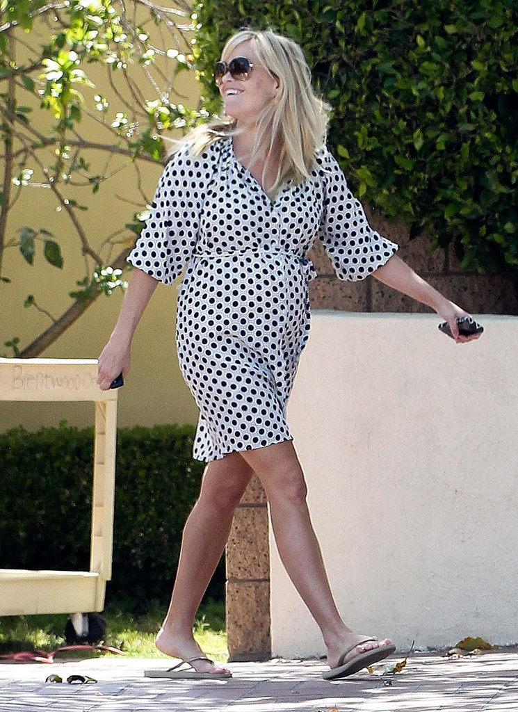 Reese Witherspoon Print Dress Reese Witherspoon Looks