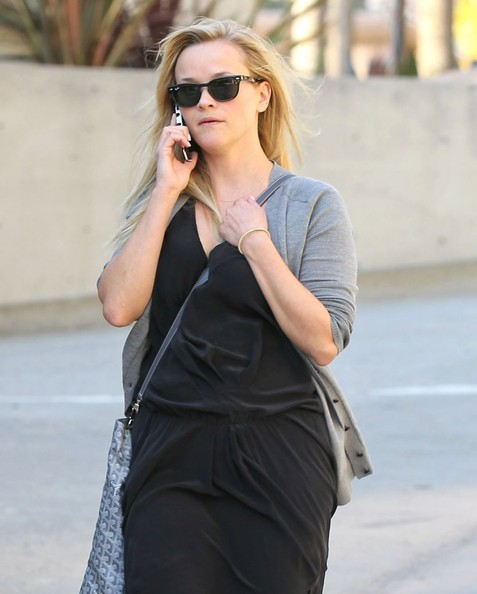 Reese Witherspoon Out in Long Beach