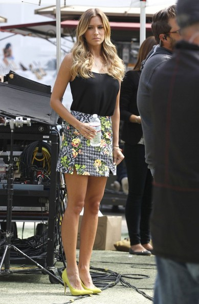 Renee Bargh Mini Skirt