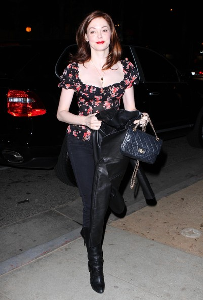 Rose McGowan Handbags