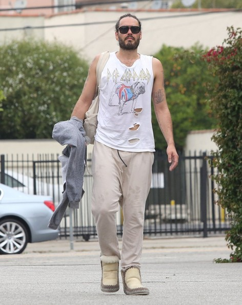 Russell Brand Tank Top