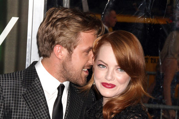 Ryan Gosling Emma Stone 'Crazy, Stupid, Love' New York Premiere