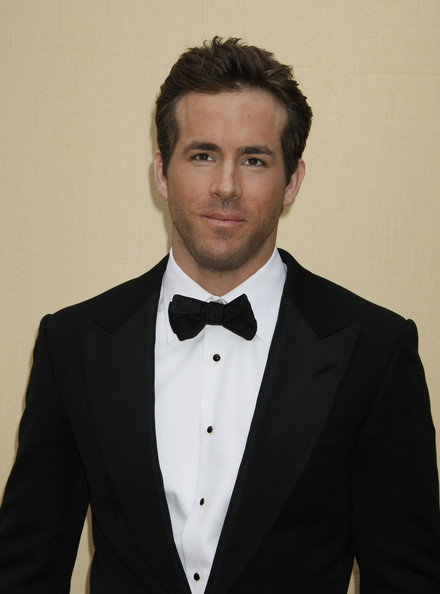 Ryan Reynolds Messy Cut