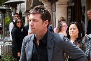 Sam Worthington Blazer