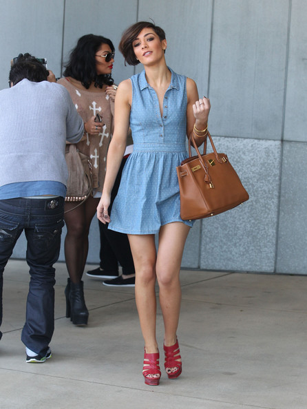 More Pics of Frankie Sandford Platform Sandals (1 of 1) - Frankie Sandford Lookbook - StyleBistro
