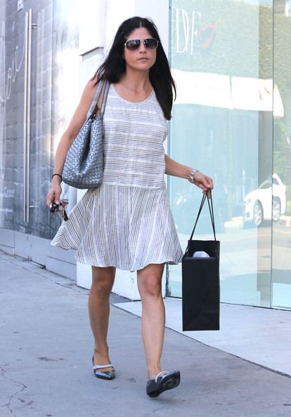 Selma Blair Day Dress