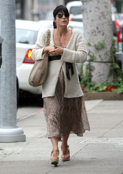 Selma Blair Wedges