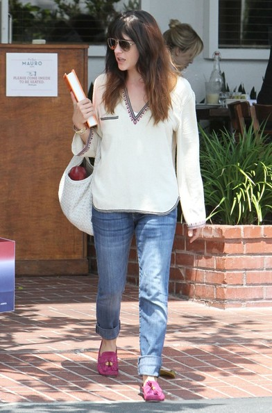 Selma Blair Loose Blouse