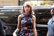 Taylor Swift Peep Toe Pumps