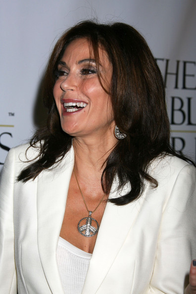 Teri Hatcher Diamond Pendant