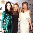 Abbie Cornish and Andrea Riseborough