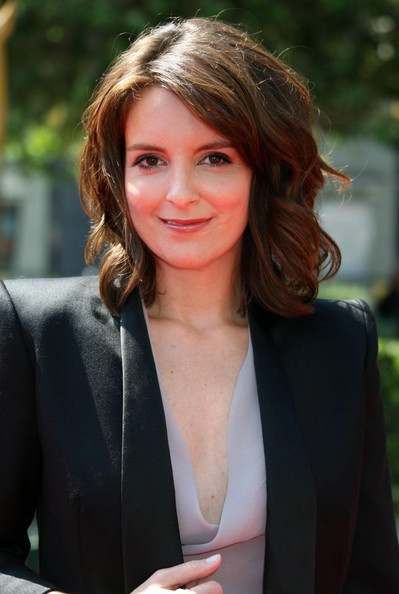 Tina Fey Hair