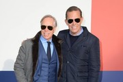 Tommy Hilfiger Showcases His New Line In Italy