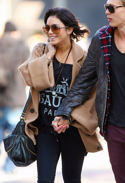 More Pics of Vanessa Hudgens High Heel Oxfords (1 of 32) - High Heel Oxfords Lookbook - StyleBistro