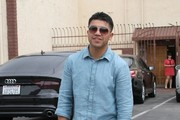 Victor Ortiz Button Down Shirt