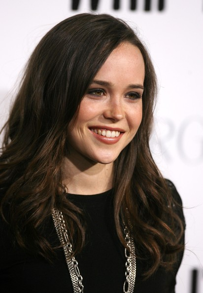 More Pics of Ellen Page Studded Clutch (1 of 21) - Ellen Page Lookbook - StyleBistro