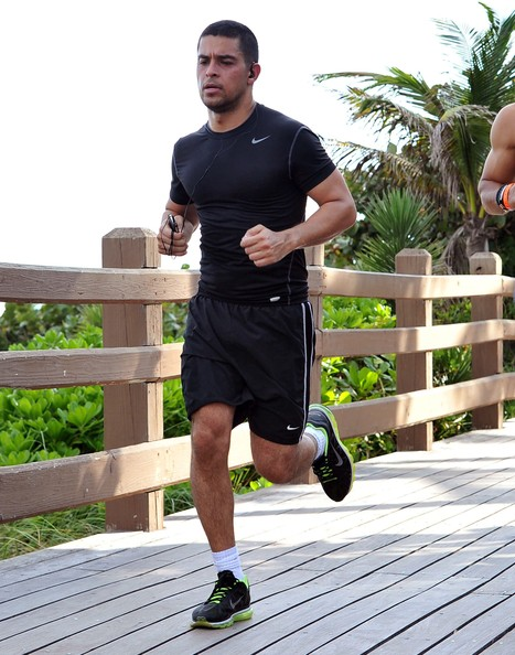 Wilmer Valderrama Athletic Top