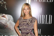 Beyonce Knowles at the New York screening of
