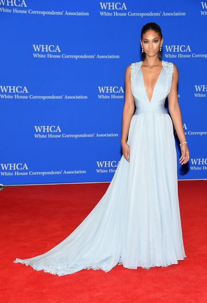 Chanel Iman: Red Carpet