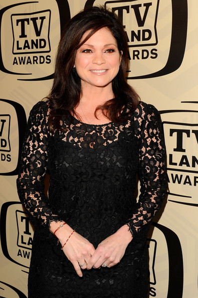 More Pics of Valerie Bertinelli Little Black Dress (1 of 3) - Valerie Bertinelli Lookbook - StyleBistro