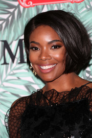 Gabrielle Union looked adorable wearing this bob at the Women in Film pre-Oscar cocktail party.