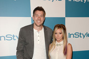 Scott Speer and Ashley Tisdale Photo