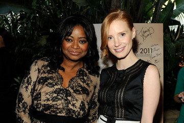Octavia Spencer Jessica Chastain 12th Annual AFI Awards - Red Carpet