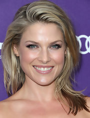 Ali Larter's blonde layers looked sleek and natural at the Chrysalis Butterfly Ball.