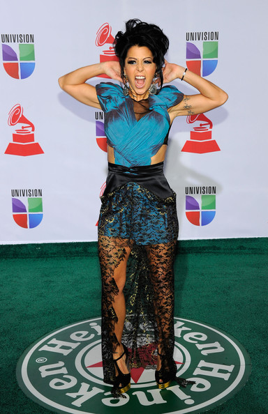 More Pics of Alejandra Guzman Cocktail Dress (1 of 11) - Alejandra Guzman Lookbook - StyleBistro