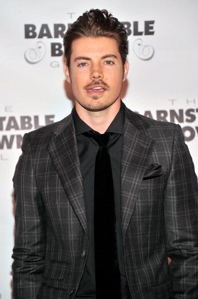 More Pics of Josh Henderson Men's Suit (1 of 3) - Josh Henderson Lookbook - StyleBistro