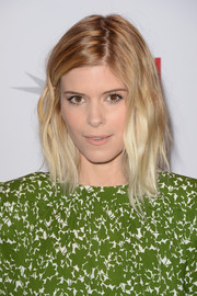 Kate Mara went for a bit of an edge with this wavy cut during the AFI Awards.