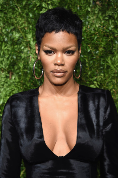 More Pics of Teyana Taylor Pixie (5 of 5) - Short Hairstyles ...