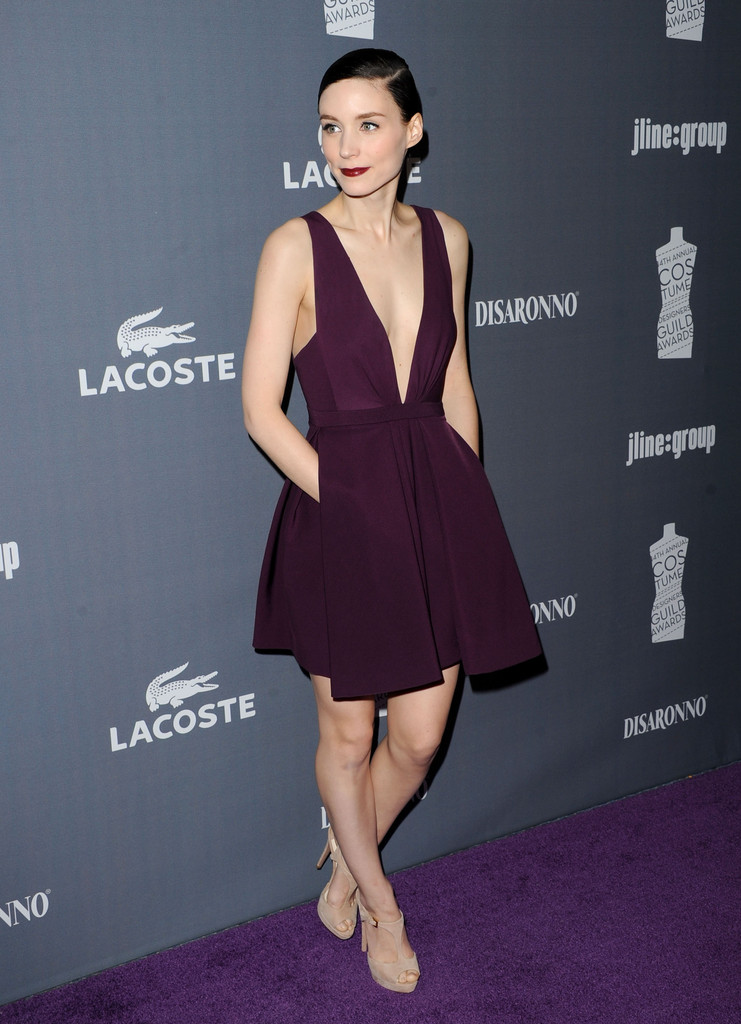 Rooney+Mara in 14th Annual Costume Designers Guild Awards With Presenting Sponsor Lacoste - Arrivals
